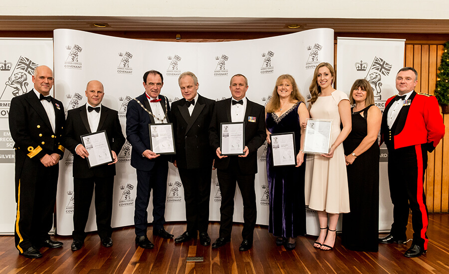 ERS Silver award
