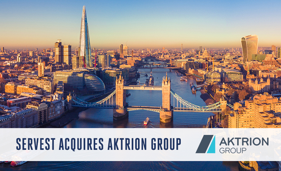 Servest acquires Aktrion group