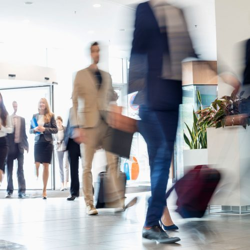 Business travel FM industry