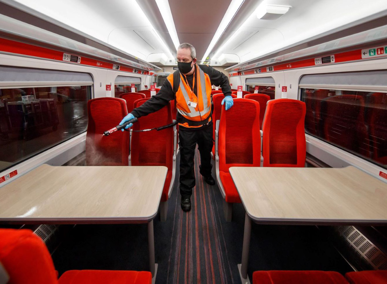 Atalian Servest and LNER cleaning partnership shortlisted for ...